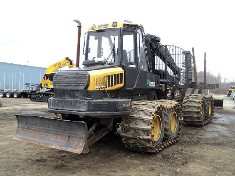 Forwarders Used For Sale Anderson Equipment Company