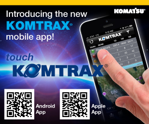 About Komtrax