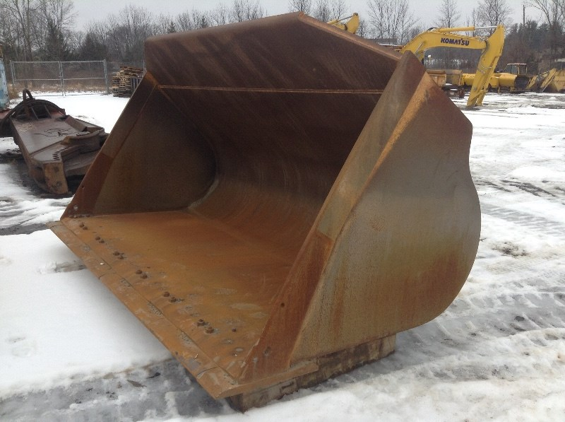 WHEEL LOADER QUICK ATTACHMENTS (Used) - Anderson Equipment